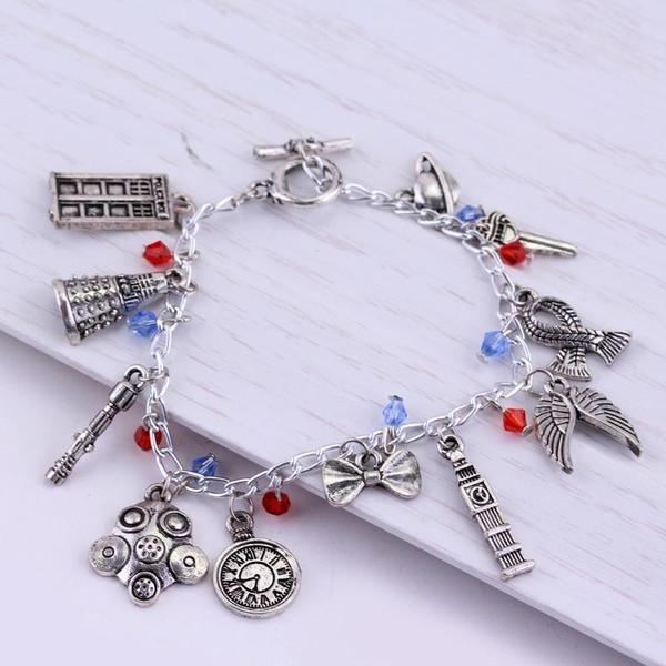 Doctor Who Breloque Bracelet