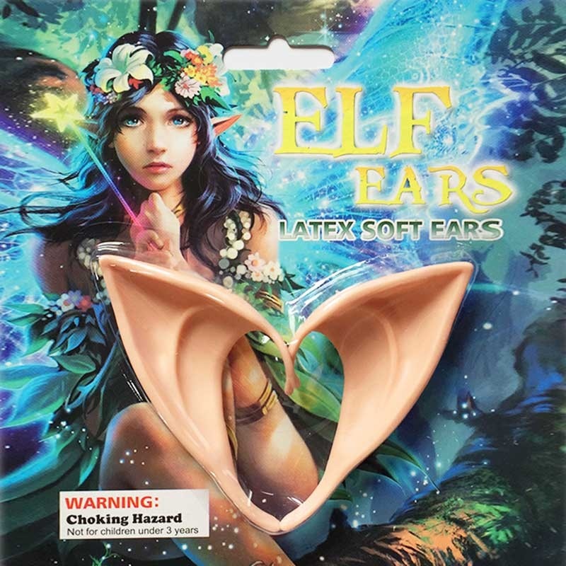 Halloween Fête Cosplay Vampire Hobbit Elf Ears