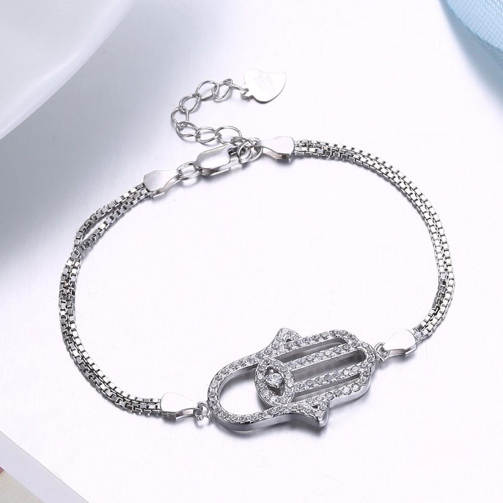 Unique Désign Pendant S925 Argent Bracelets