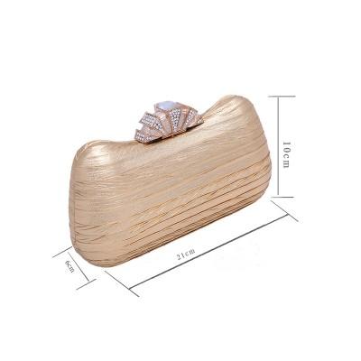 Rhinestone Pillow Fête/Sacs de Soirée