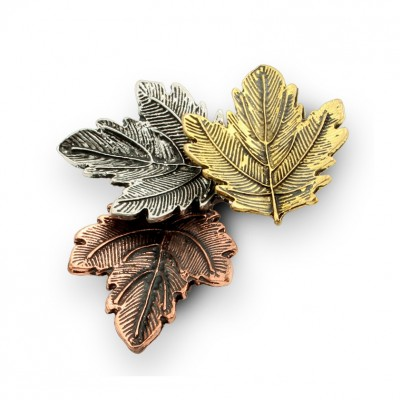 Coloré Autumn Leafs Unique Broche